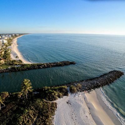 aerial surveying for beaches